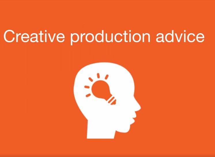 Ad production Advice